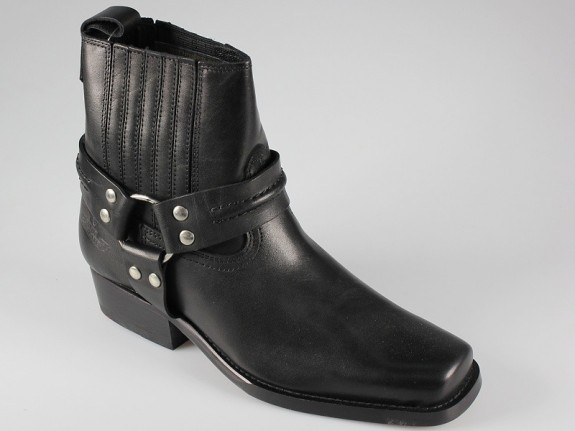 boty koně JOE SANCHEZ 51005 negro empty 0963c597b6
