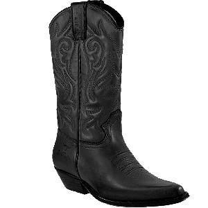 4990bbe75a7 Westernové boty JOE SANCHEZ 51002 BAKU NEGRO